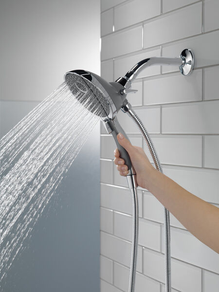 In2ition® 4-Setting Two-in-One Shower, image 5