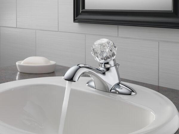 Single Handle Centerset Bathroom Faucet, image 5