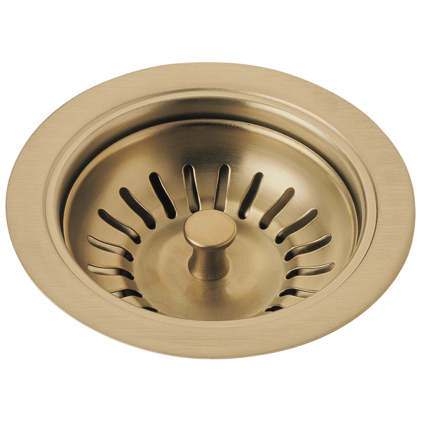Kitchen Sink Flange and Strainer, image 1