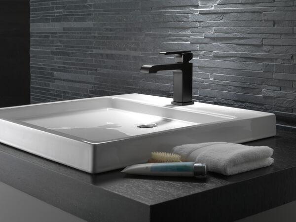 Single Handle Bathroom Faucet, image 4