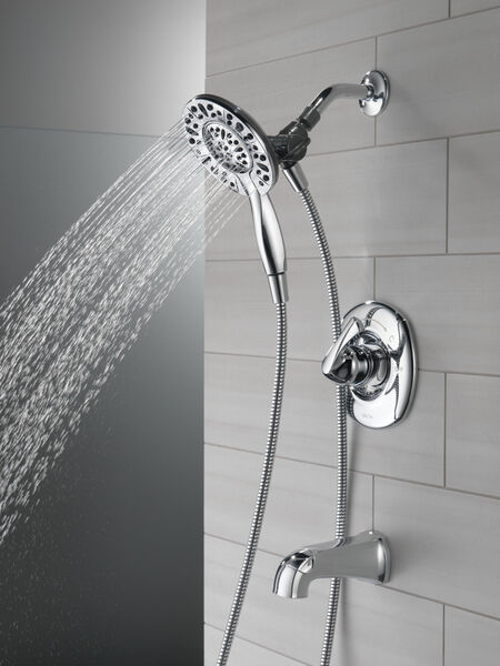 Monitor®14 Series Tub & Shower with In2ition®, image 9