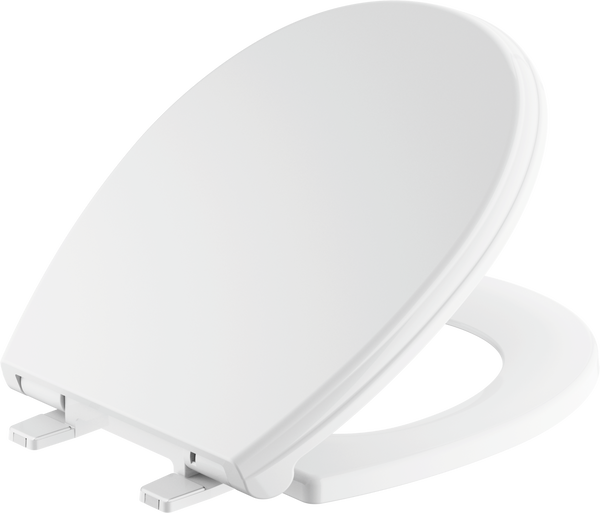 Round Front Standard Close Toilet Seat, image 4