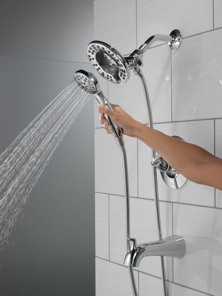 14 Series Tub & Shower Trim with In2ition®, image 6