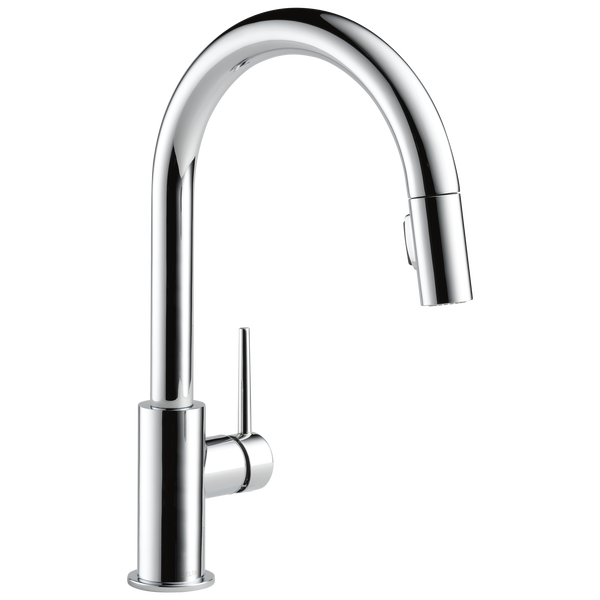 Single Handle Pull-Down Kitchen Limited Swivel, image 1
