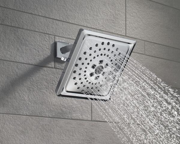 H<sub>2</sub>Okinetic® 3-Setting Raincan Shower Head, image 17