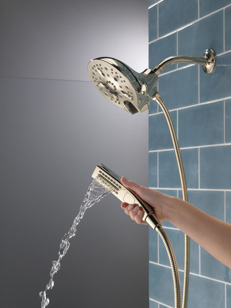 In2ition® H<sub>2</sub>Okinetic® 5-Setting Two-in-One Shower, image 10