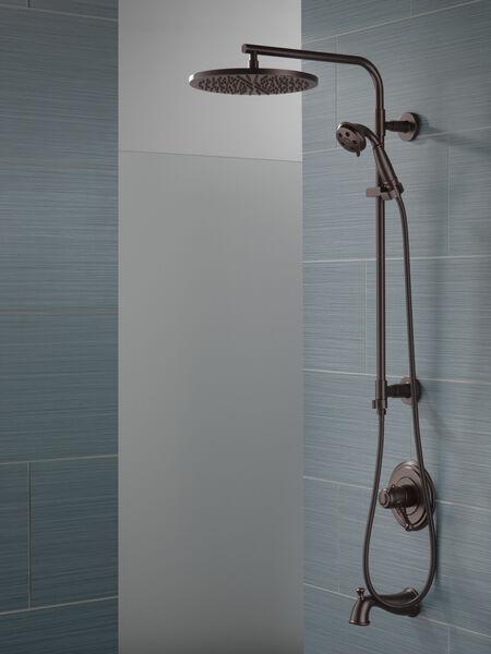 """Shower Column 26"""" Round, image 7"""