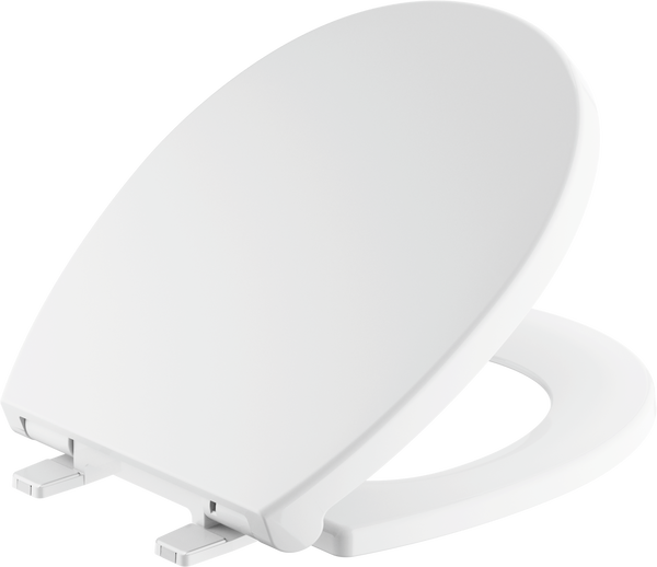 Round Front Slow-Close Toilet Seat, image 2
