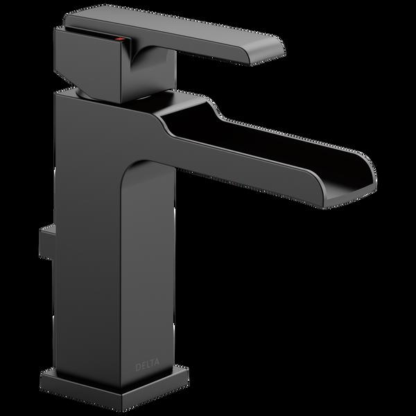 Single Handle Channel Bathroom Faucet, image 1
