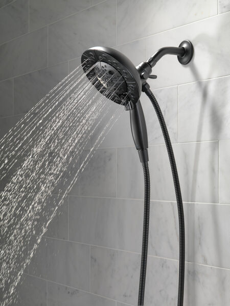 H<sub>2</sub>Okinetic® In2ition® 5-Setting Two-in-One Shower, image 16