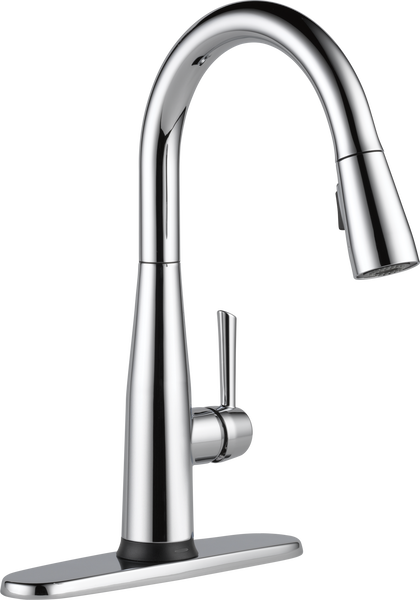 VoiceIQ™ Single Handle Pull-Down Faucet with Touch20® Technology, image 2
