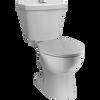 Round Front Dual-Flush Toilet