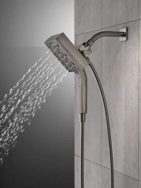 H2Okinetic® In2ition® 4-Setting Two-in-One Shower, image 7