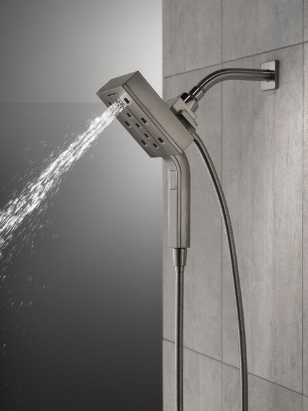 H2Okinetic® In2ition® 4-Setting Two-in-One Shower, image 10