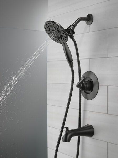 14 Series Tub & Shower Trim with In2ition®, image 12