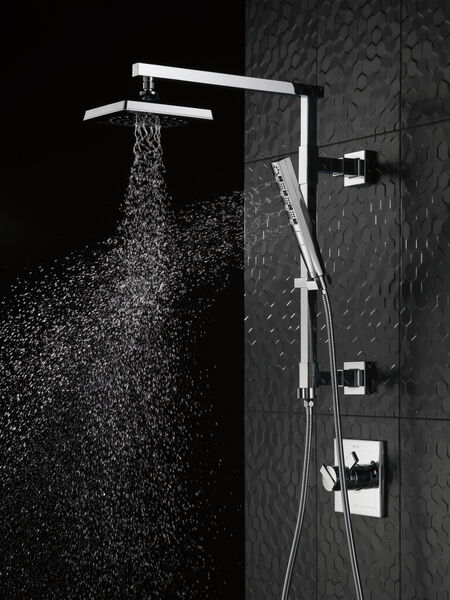 H<sub>2</sub>Okinetic® 3-Setting Raincan Shower Head, image 30
