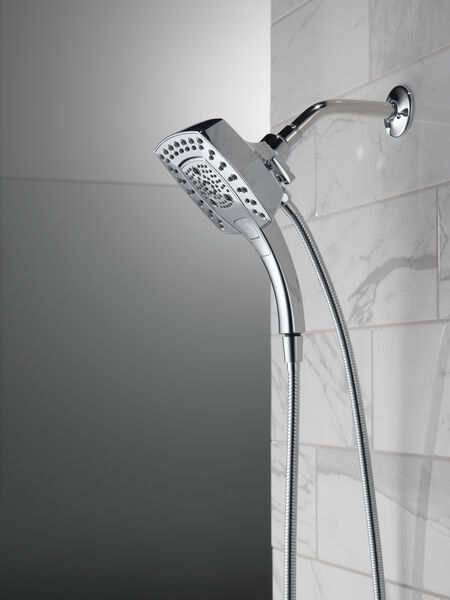 H<sub>2</sub>Okinetic® In2ition® 5-Setting Two-in-One Shower, image 15