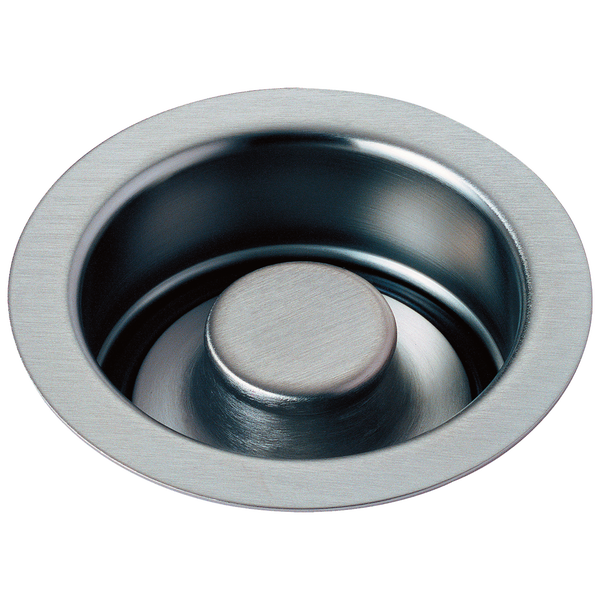 Kitchen Disposal and Flange Stopper, image 1