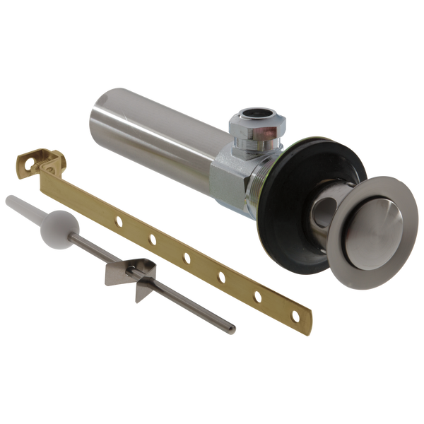 Metal Drain Assembly - Less Lift Rod - Bathroom, image 1