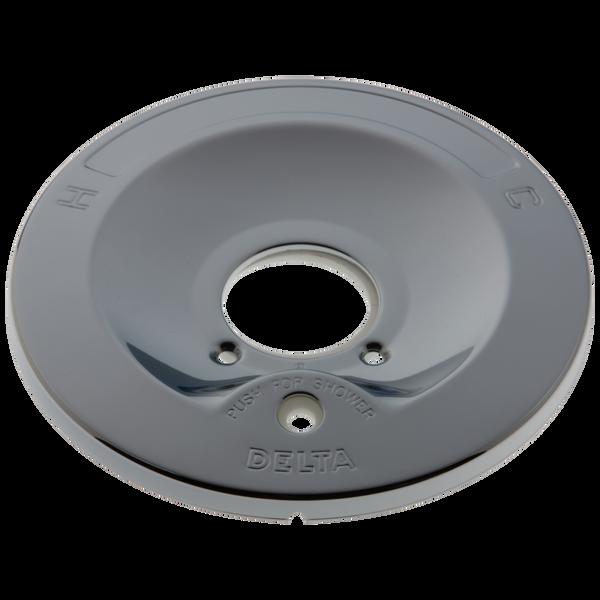 Escutcheon - Push-Button Diverter - 600 Series, image 1