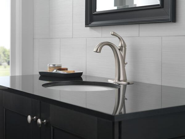 Single Handle Centerset Bathroom Faucet, image 8
