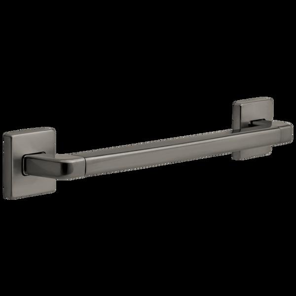 Angular Modern Decorative ADA Grab Bar, image 1