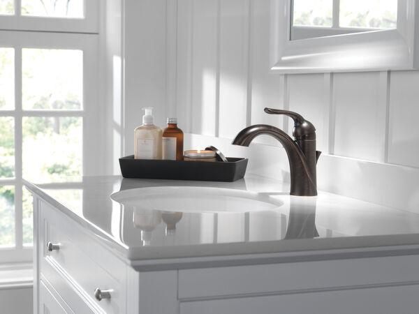 Single Handle Bathroom Faucet (Recertified), image 2