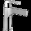 Single Handle Bathroom Faucet - Less Pop Up