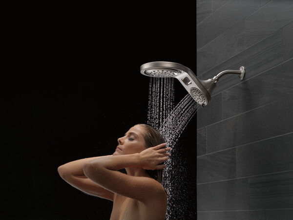 HydroRain® 5-Setting Two-in-One Shower Head, image 24