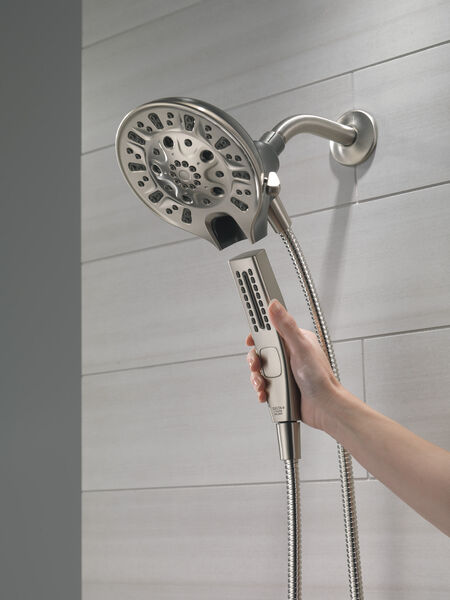 H2Okinetic® In2ition® 5-Setting Two-in-One Shower, image 5