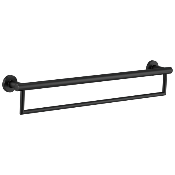 """Delta 24"""" Contemporary Towel Bar with Assist Bar, image 1"""