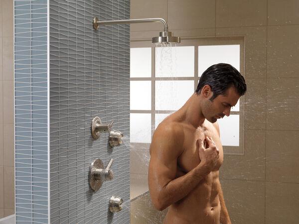 H<sub>2</sub>Okinetic® Single-Setting Raincan Shower Head, image 15
