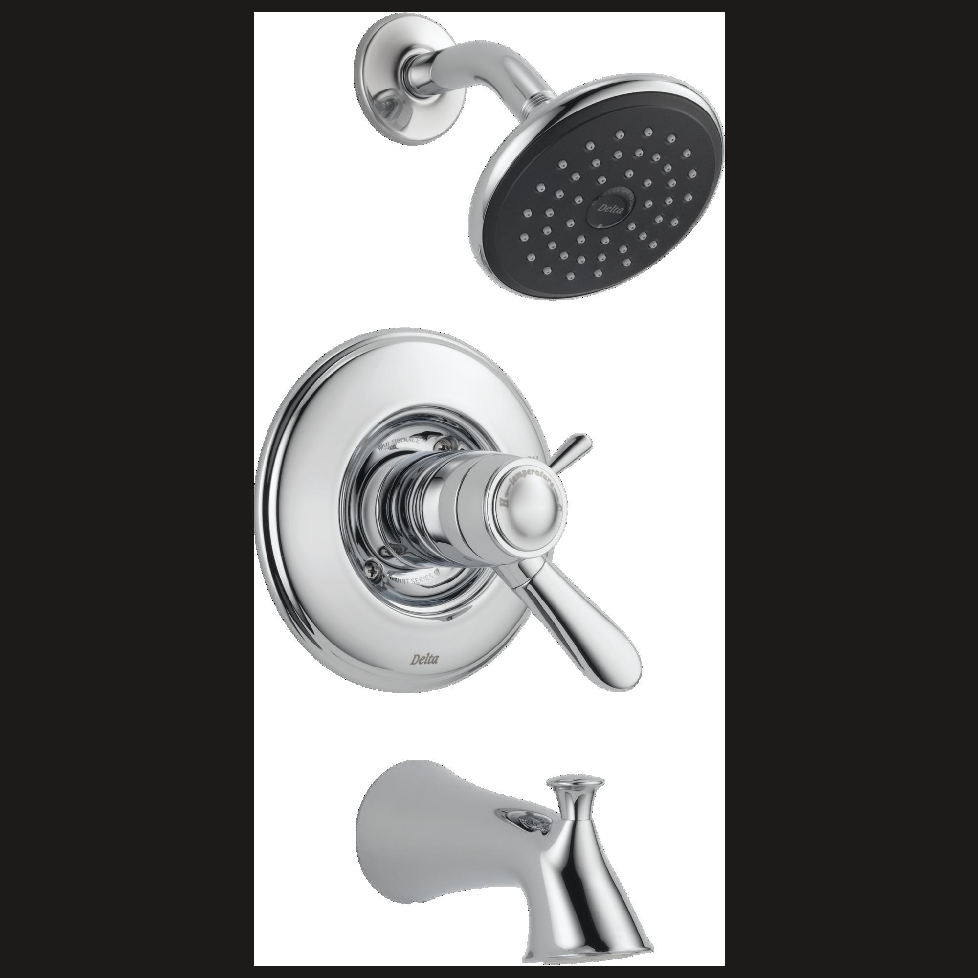 TempAssure® 17T Series Tub & Shower Trim