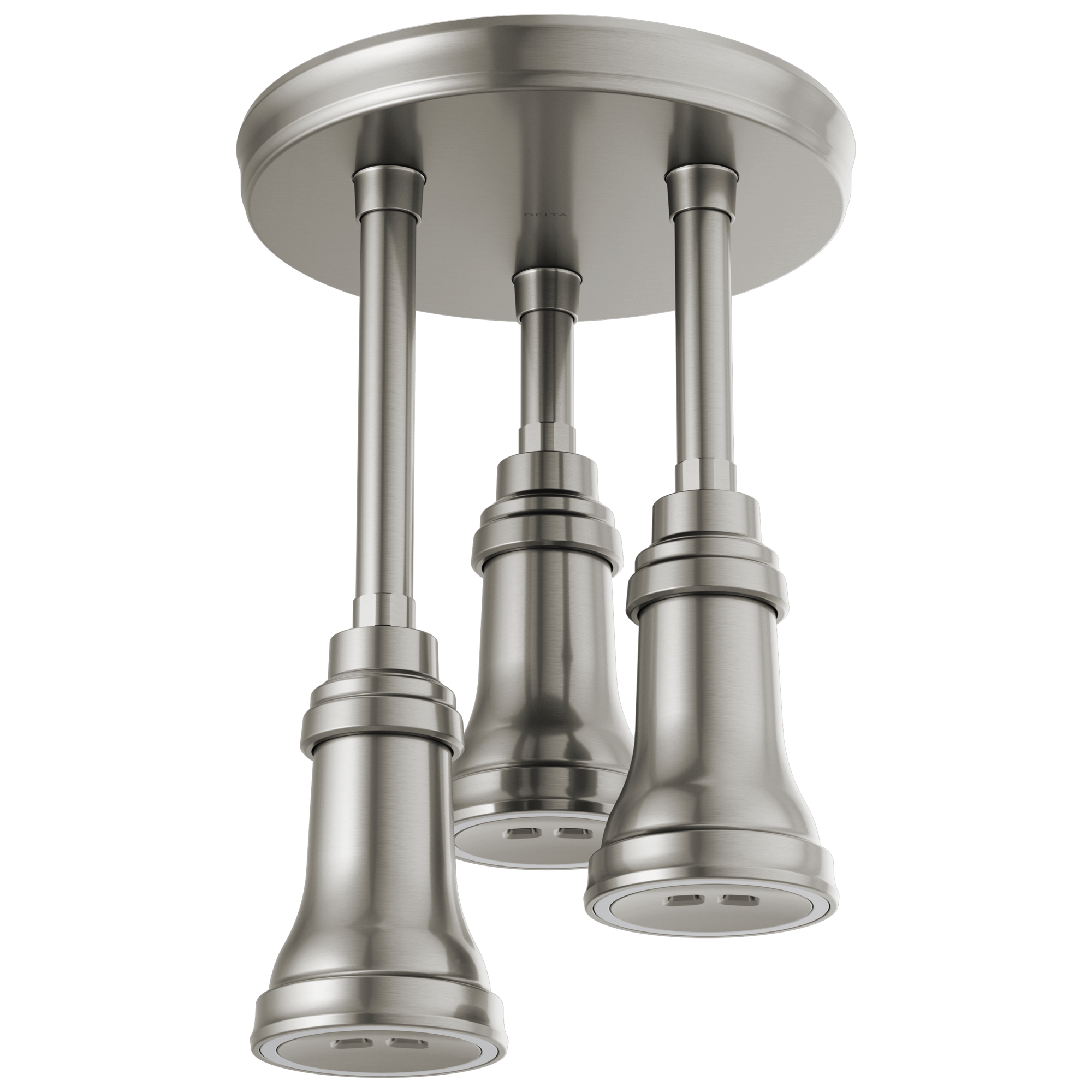 H<sub>2</sub>Okinetic® Pendant Raincan Shower Head with LED Light