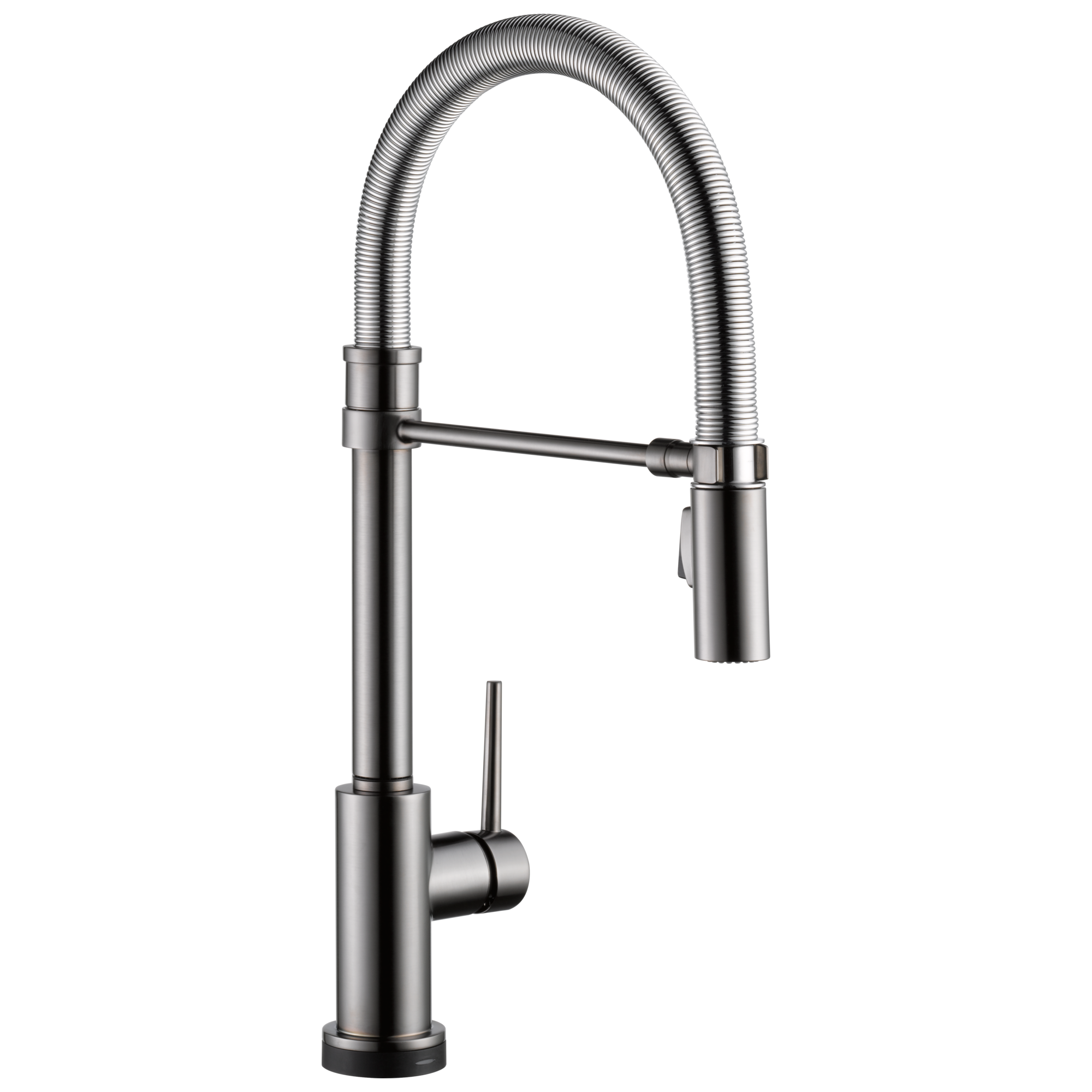 Single Handle Pull-Down Spring Spout Kitchen Faucet with Touch2O® Technology