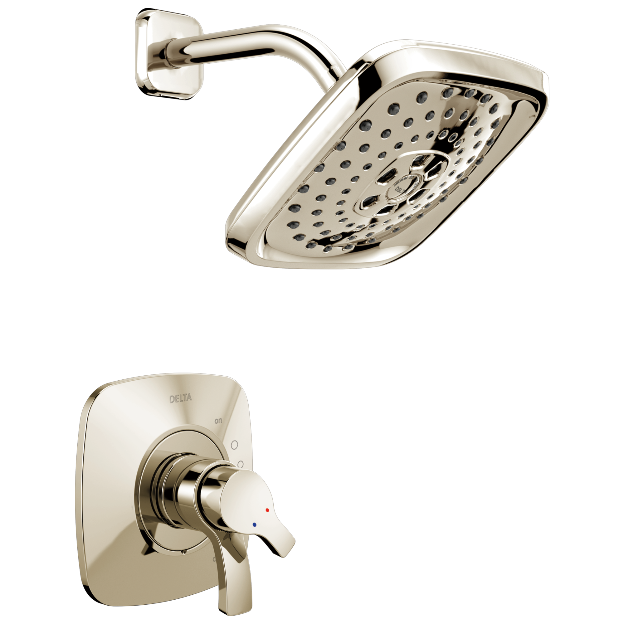 Monitor® 17 Series H<sub>2</sub>Okinetic® Shower Trim