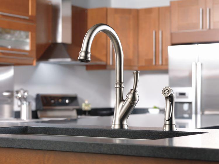 Savile® Kitchen Collection | Delta Faucet