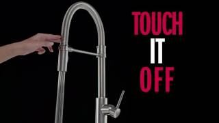 Trinsic Pro Kitchen Faucet Collection