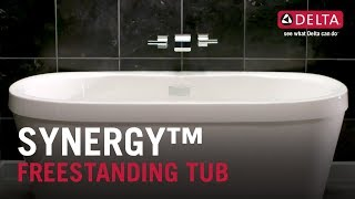 Synergy<sup>&trade;</sup> Freestanding Tub