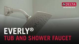 Everly<sup>&reg;</sup> Tub & Shower Faucet