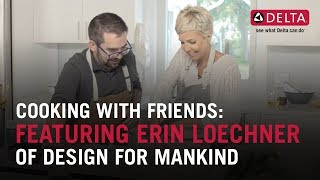 Cooking With Friends: Featuring Erin Loechner of Design for Mankind