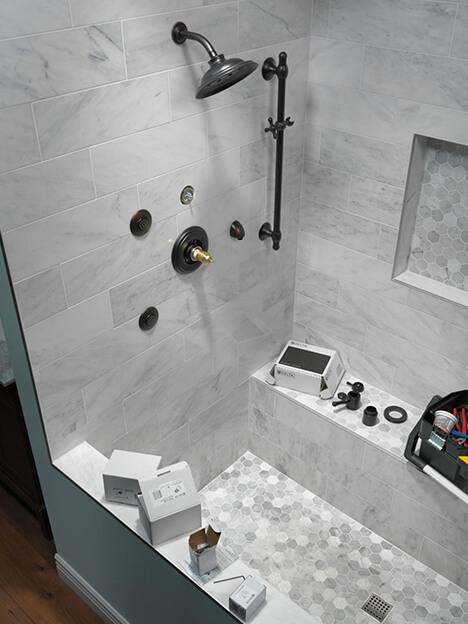 FAQ's shower multiple choice question 2
