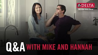 Q&A with Mike and Hannah | Remodelers, Real Estate Agents and Delta<sup>&reg;</sup> How-To Experts