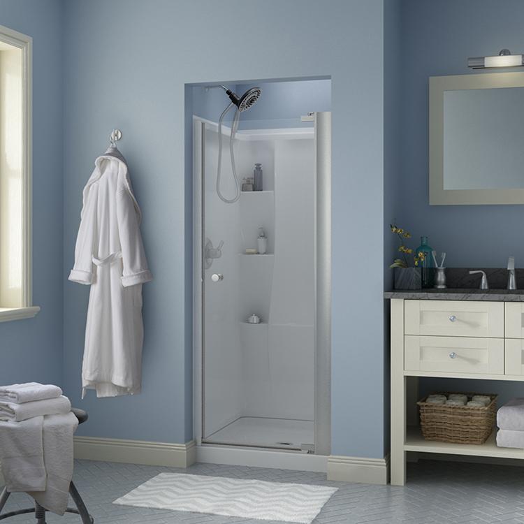 Pivoting Shower Doors