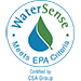 Watersense® Labeled