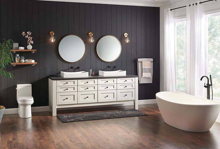 Bathroom Lighting Picking The Best Lighting For Your Bathroom Delta Faucet Inspired Living