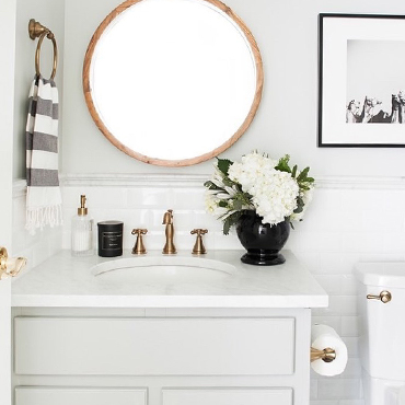 Small-bathroom ideas