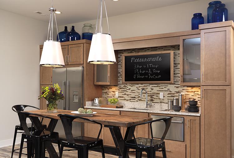 Kitchen Sink Ideas Designing A Windowless Kitchen Sink Delta Faucet Inspired Living