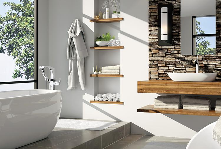 Delta Faucet, Spa Bathroom Ideas