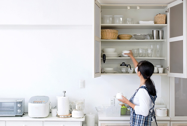 Checklist Setting Up Your New Kitchen